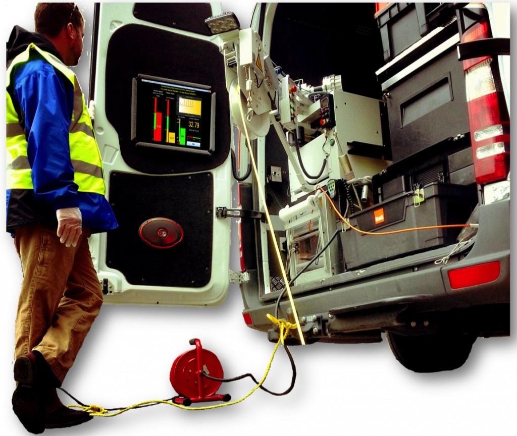 WaterElectroScan