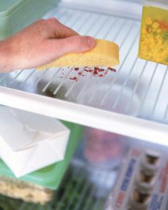 مراحل تنظيف الثلاجة وتفريغها قبل النقل