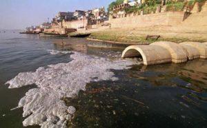 تلوث المياه بالصرف الصحي