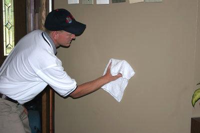 - Como limpiar paredes ...