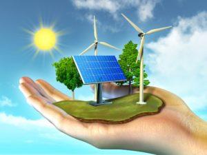 الطاقة والبيئة